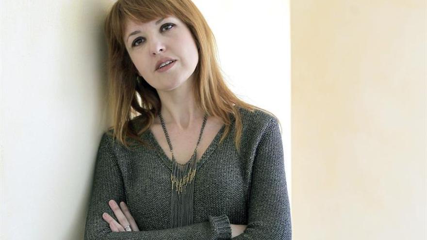 """La escritora Vanessa Montfort cree que hay """"una nueva revolución femenina"""""""
