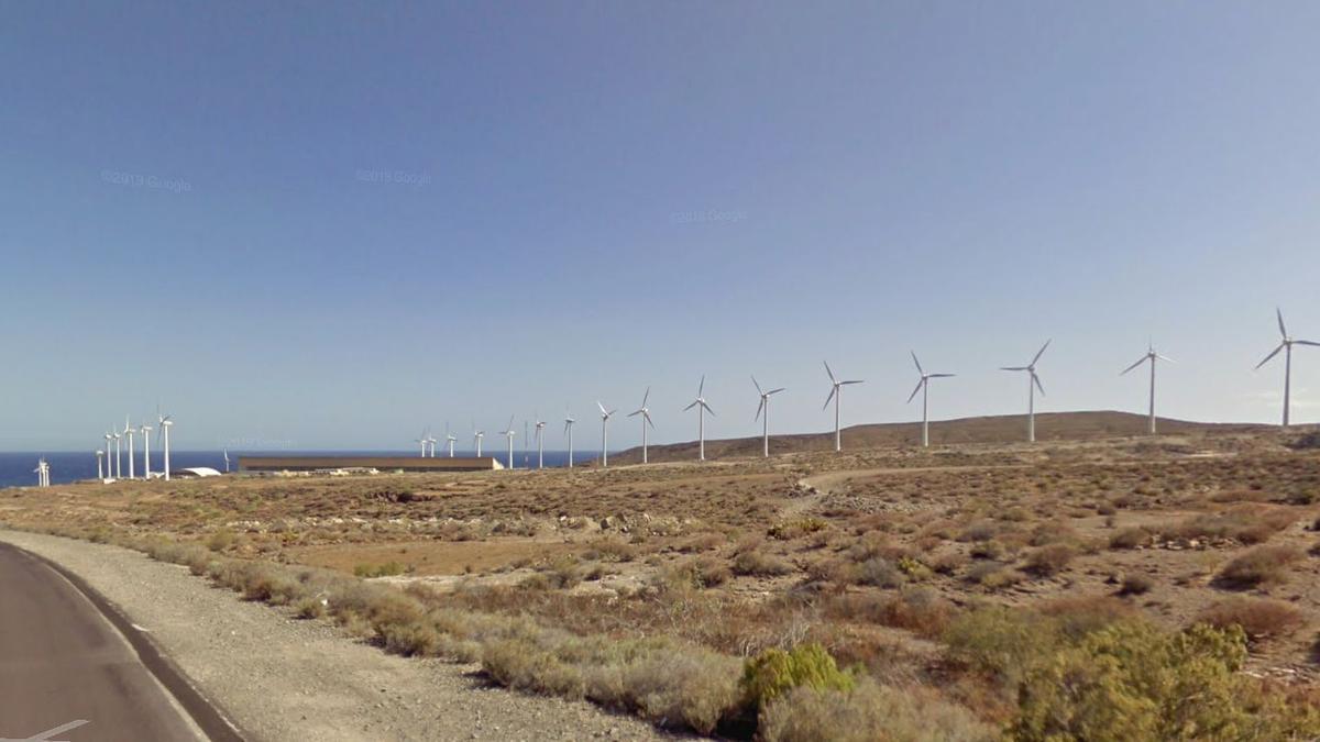 Energías limpias en el sur de Tenerife