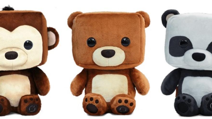 Los osos de Fisher Price
