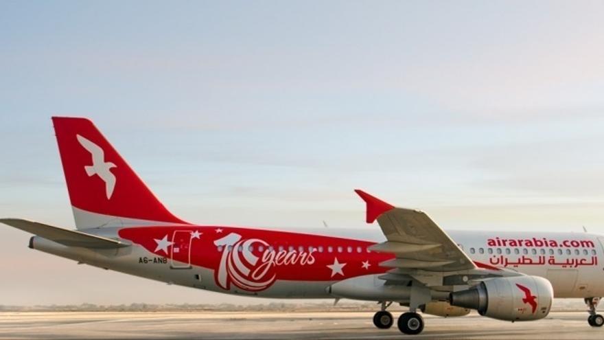 Air Arabia conecta Málaga y Tánger tres veces a la semana desde este domingo
