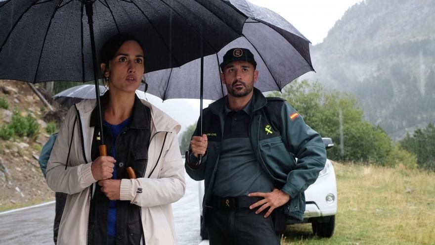 El Valle de Benasque en la serie 'Monteperdido', una de las que estarán disponibles en RTVE Play