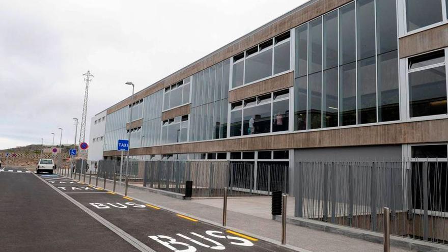 Uno de los edificios del llamado Hospital del Norte, en Icod de los Vinos (Tenerife)