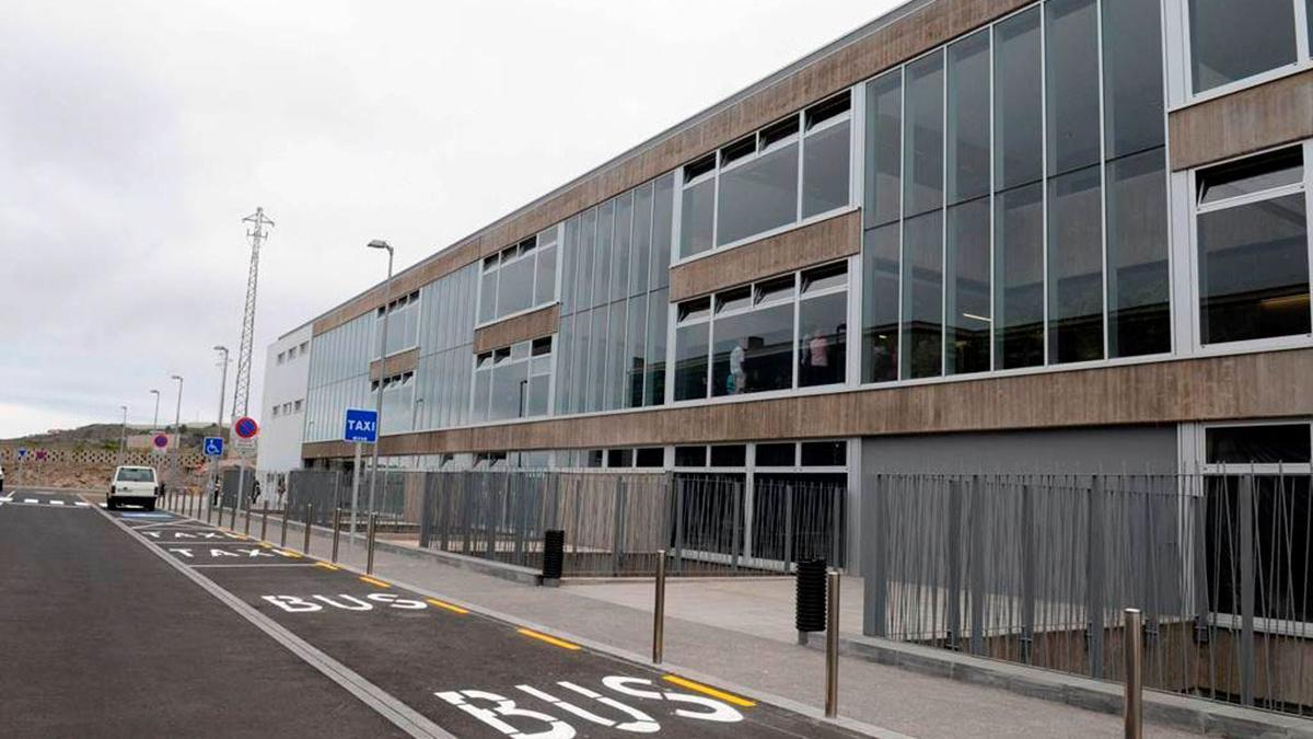 Uno de los edificios del llamado Hospital del Norte, en Icod de los Vinos