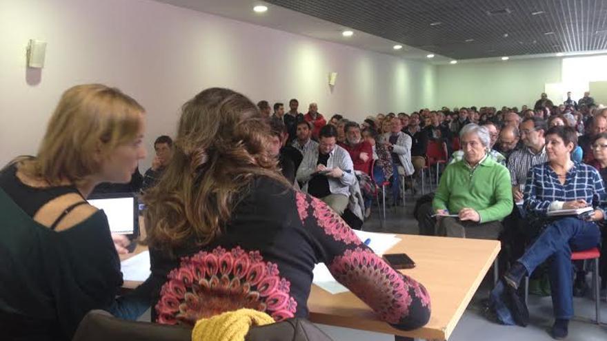 Asamblea fundacional de Ganemos Castilla-La Mancha