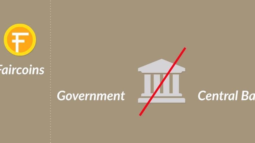 Una criptomoneda cuyo nombre hace referencia a la justicia económica y al comercio justo