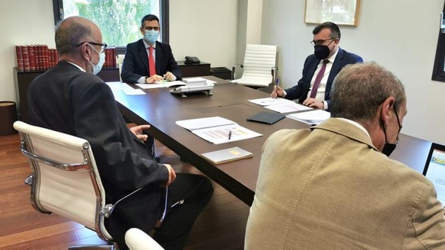El ministro de la Presidencia, Félix Bolaños, preside por primera vez la Comisión General de Secretarios de Estado y Subsecretarios