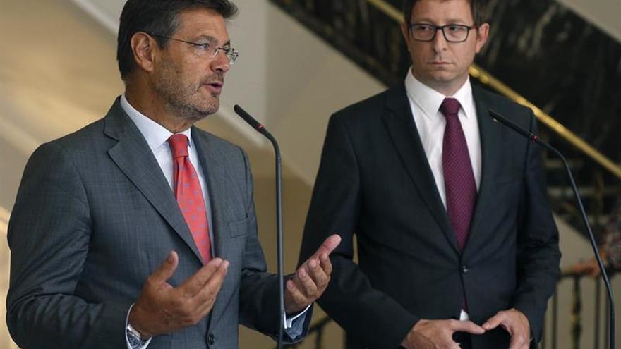 """Catalá dice que la acusación de los ERE demuestra que """"el sistema funciona"""""""