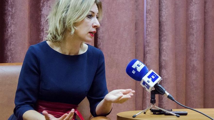 """Rusia denuncia """"acción hostil"""" contra sedes diplomáticas rusas en EEUU"""