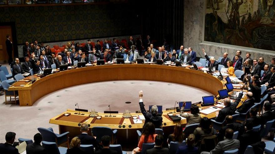 EE.UU. quiere que el lunes se voten nuevas sanciones de la ONU a Corea del Norte