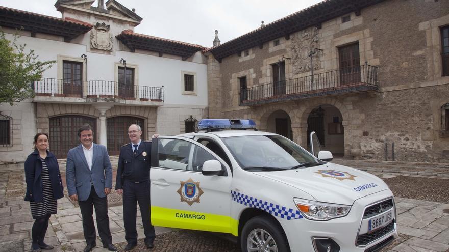 La Policía Local incorpora un nuevo vehículo a su parque móvil
