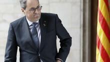 PP y Ciudadanos recurren a una ley anti-ETA para inhabilitar a Torra en la Junta Electoral y torpedear la investidura