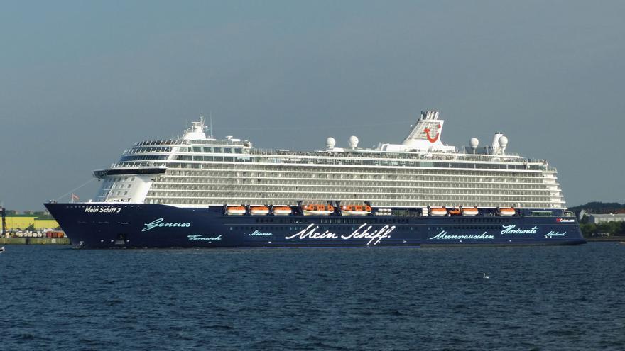 "El gran crucero ""Mein Schiff 3"""