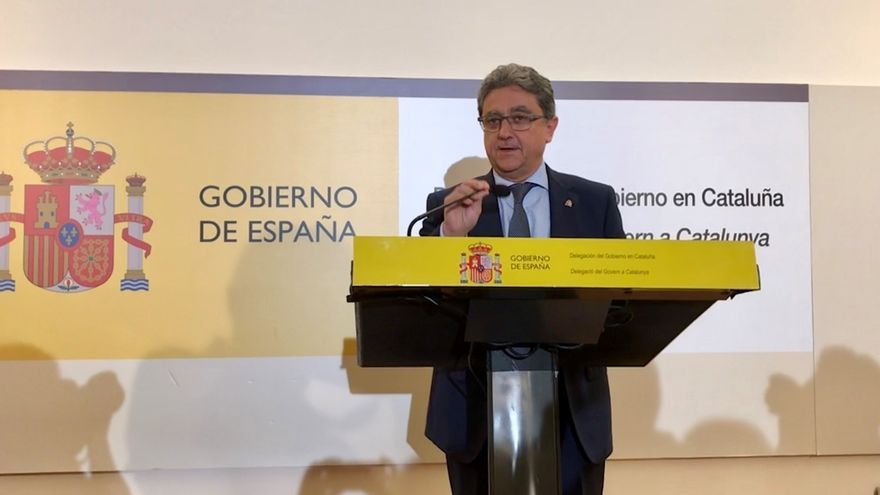 """Millo agradece la """"profesionalidad y colaboración"""" de los funcionarios con el 155"""