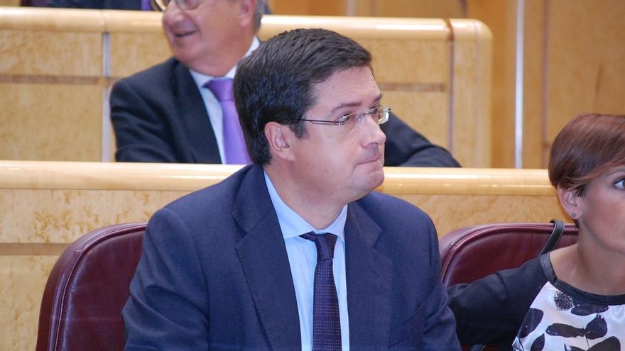 Óscar López (PSOE) cree que el debate sobre la reforma electoral debe hacerse cuando no haya elecciones
