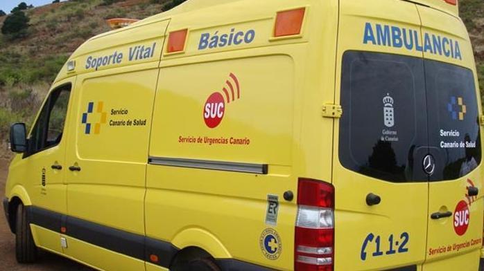 El Servicio de Urgencias Canario asiste esta madrugada un parto en una calle de Las Palmas de Gran Canaria