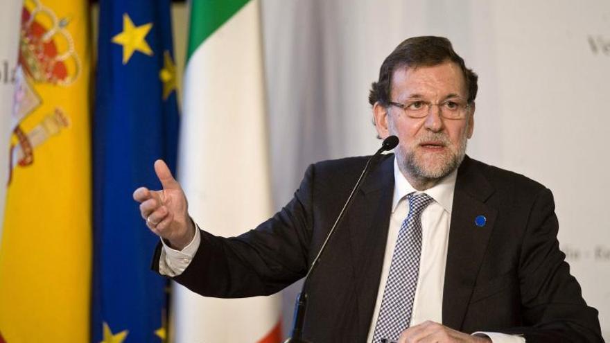 Rajoy felicita a Sobotka y le ofrece colaboración bilateral y en la UE