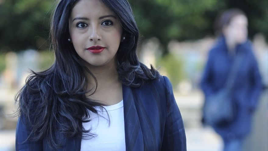 Margarita Guerrero, concejala de Cambiemos Murcia y segunda en la lista del partido para los comicios del 26M