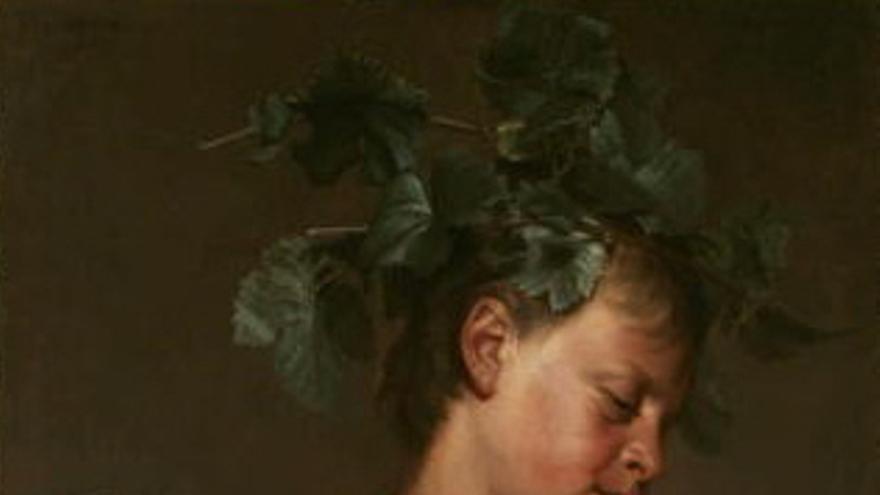 Mlady Bakchus - Charles Wautier