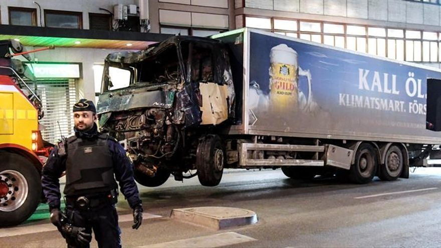 Suecia endurecerá las medidas contra la inmigración ilegal por el atentado de Estocolmo