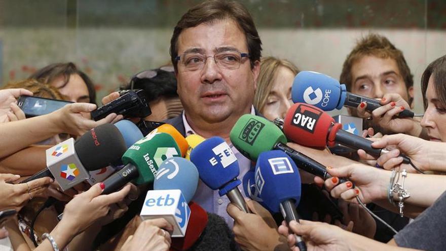 """Vara: """"El PSOE irá a resolver problemas cuando Rajoy sea activo, no diletante"""""""