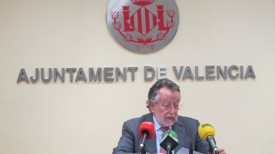 El vicealcalde de Valencia presenta su dimisión tras su imputación