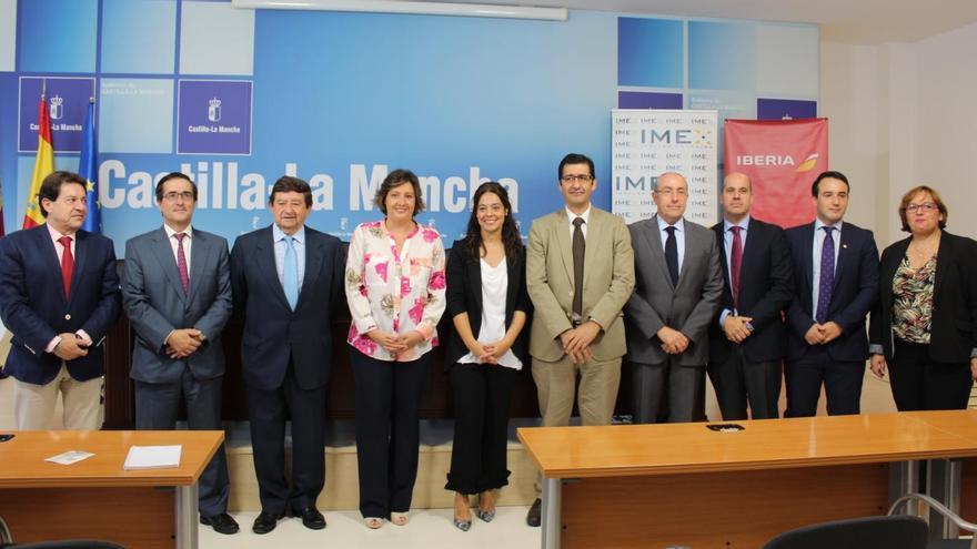 Presentación de la segunda edición de la Feria IMEX de Castilla-La Mancha