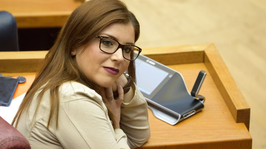 Mari Carmen Sánchez, portavoz de Ciudadanos