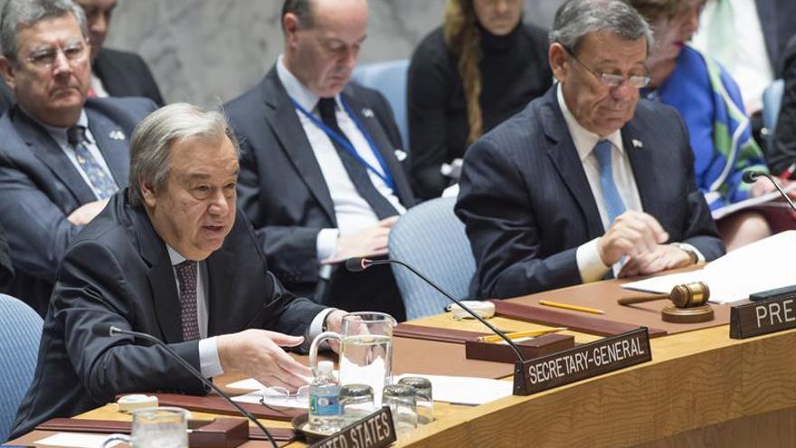 Consejo de Seguridad: Uruguay pidió castigo para gobiernos que bombardeen objetivos civiles