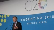 El G20 se compromete a aprovechar las nuevas tecnologías para impulsar la productividad