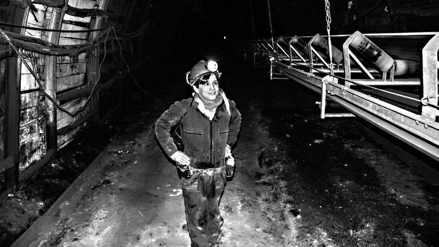 Minera Carla Rodríguez