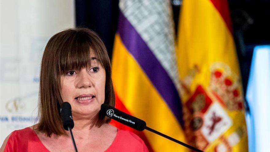 Armengol: Prefiero un gobierno de izquierdas el 26J y lo he preferido siempre