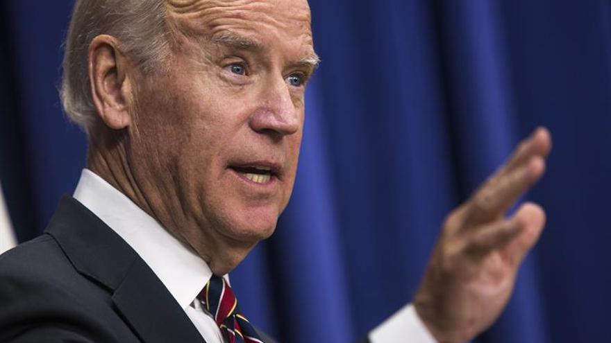 Biden: podemos y debemos cambiar la cultura de la violencia sexual