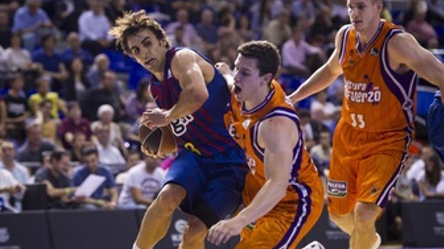 Sada En El Barcelona Regal - Valencia Basket