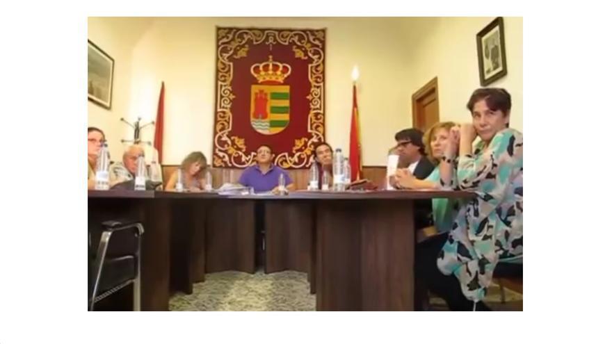 Pleno de Malpica de Tajo (Toledo) / Imagen: Youtube | Chus López