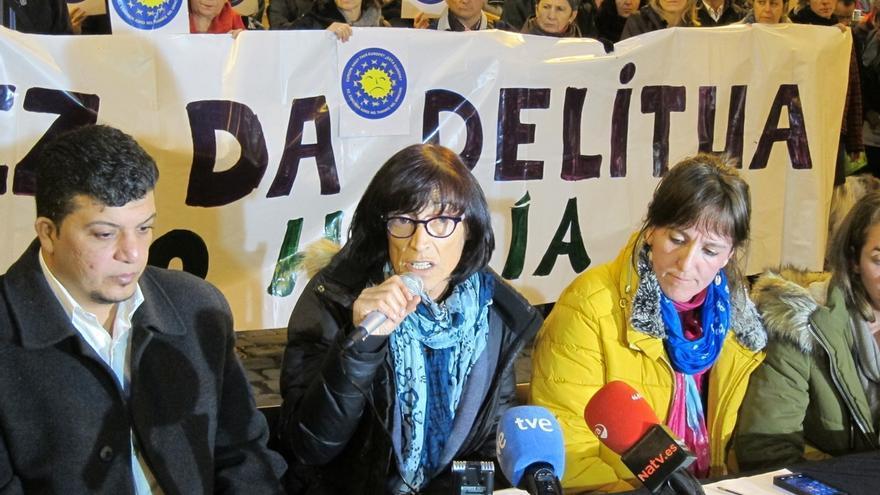 """La activista detenida en Grecia dice que su acción """"ha servido para remover conciencias"""" e """"interpelar a los gobiernos"""""""