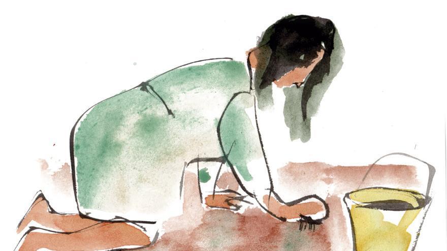 El agotamiento social de las mujeres