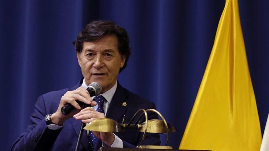 El presidente del Consejo Superior de Deportes, José Ramón Lete. EFE/Ángel Medina G.