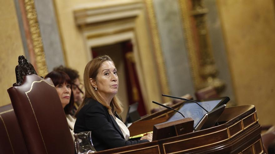 El PP pide a Ana Pastor que impida las comparecencias que retrasan en el Congreso la reforma de la Ley de Indulto