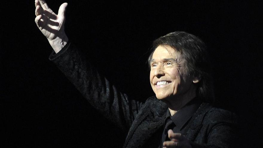 Raphael ofrecerá un concierto el 18 de marzo en Pamplona