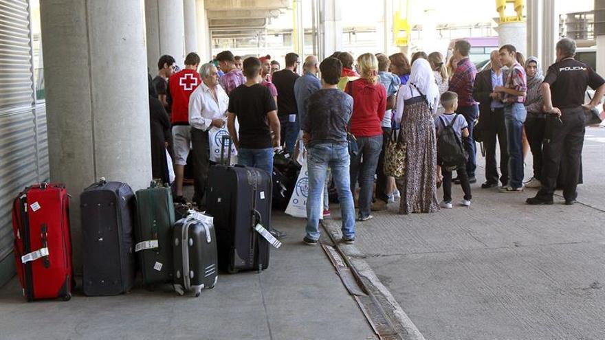 La USO pide a la Comunidad de Madrid y a la capital que aceleren la acogida de refugiados