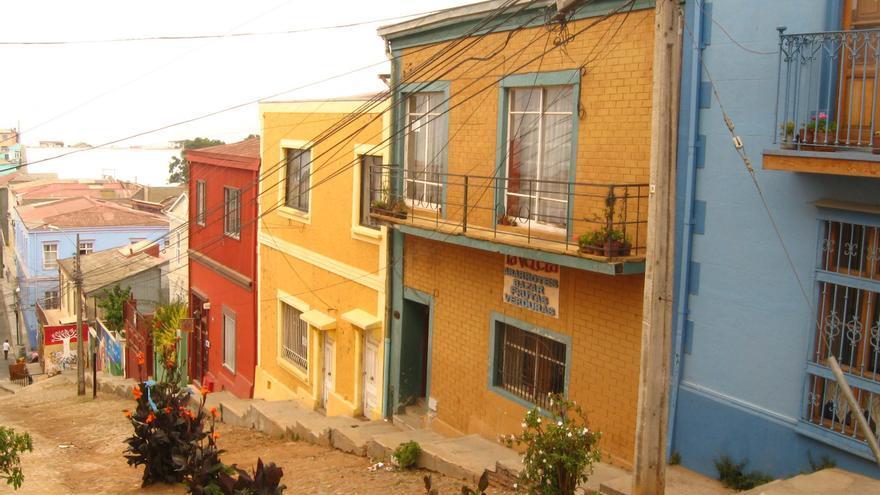 Isabel Allende sitúa a sus personajes en la ciudad de Valparaíso