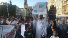 Concentración en Vitoria de las comunidades islámicas vascas