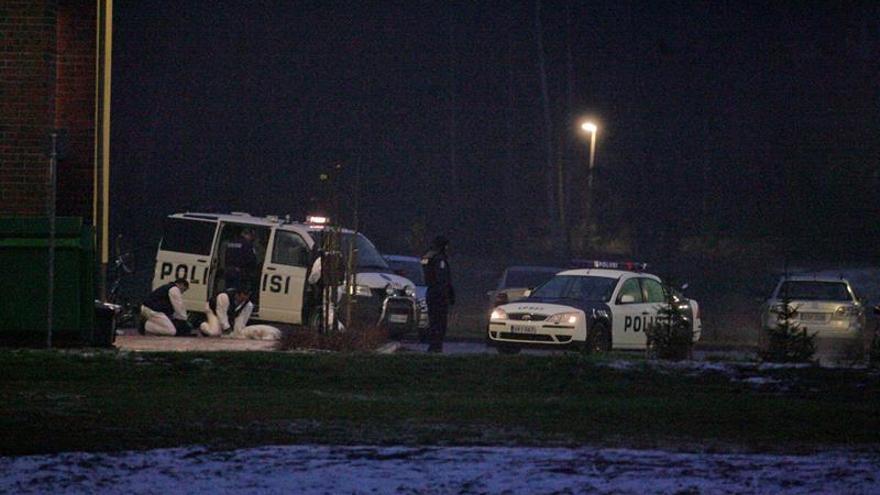 Cuatro heridos en Helsinki por un coche que arrolló a varios peatones