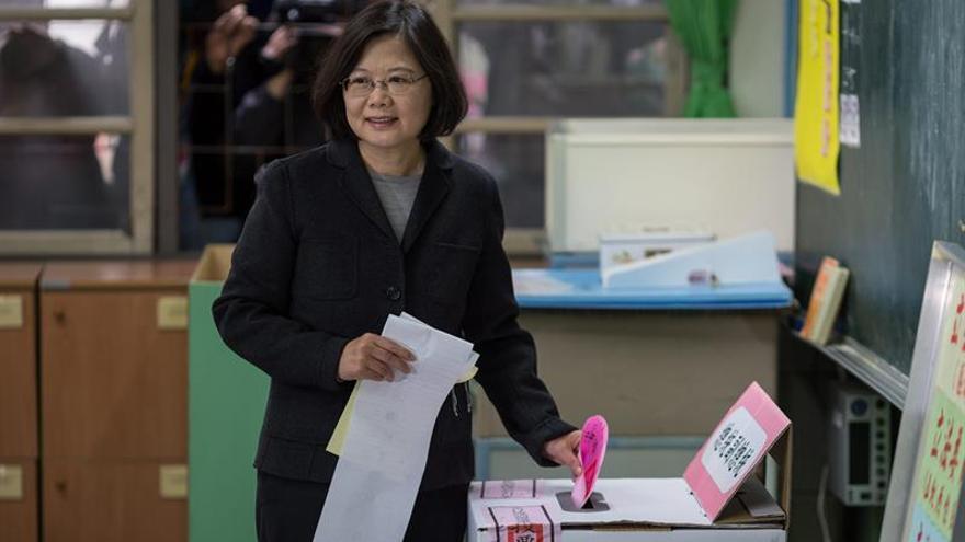 Taiwán prepara viaje de nueva presidenta a Panamá, Paraguay y Estados Unidos