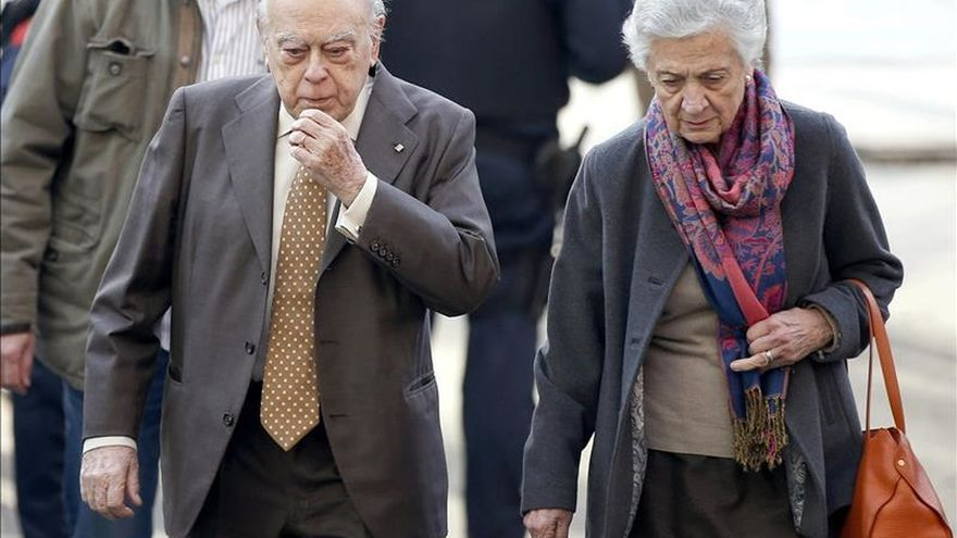 El juez De la Mata cita a Jordi Pujol y Marta Ferrusola el 10 de febrero
