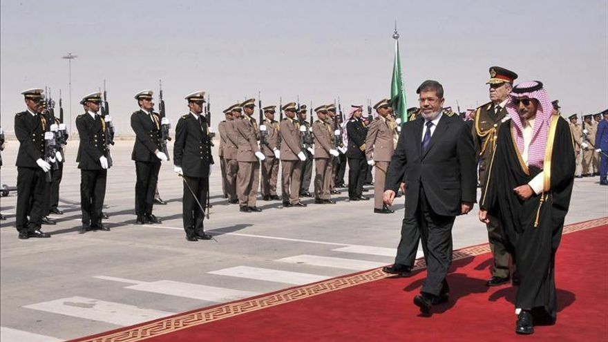 El presidente egipcio defiende la creación de un mercado común árabe