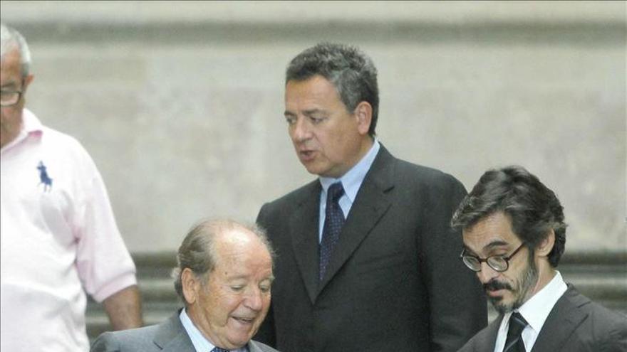 Josep Lluís Núñez recurre la orden de ingreso en prisión por el caso Hacienda