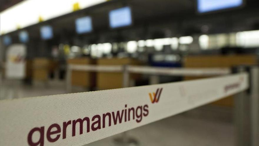 Se estrella en Francia un avión que iba de Barcelona a Dusseldorf
