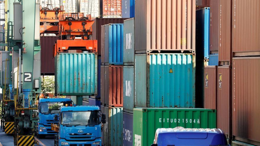 Japón registró un superávit comercial de 2.950 millones de euros en junio