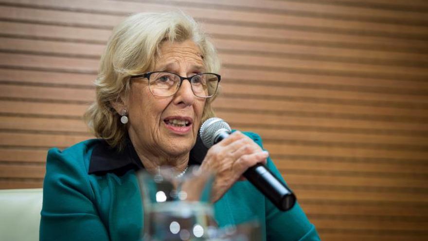 """Carmena ve """"mala práctica"""" en la actuación del Supremo con el impuesto hipotecario"""